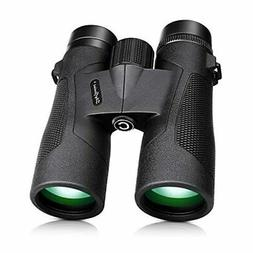 SkyGenius 10x42 Binoculars for Bird Watching Antifog Waterpr