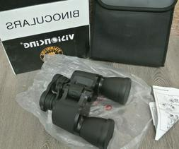 VisionKing 10x50 Binoculars Star Gazing Bird Travel Sports B