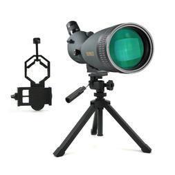 Visionking 30-90x90 Waterproof Spotting scope Telescope With