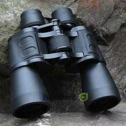 100x180 Outdoor Day&Night Military Army Zoom Binoculars Opti