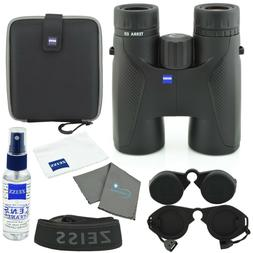 Zeiss 8x42 Terra ED Binocular Black with Zeiss Lens Kit and
