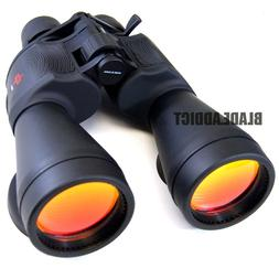 Day / Night 20-50x70 Military Zoom Powerful Binoculars Optic