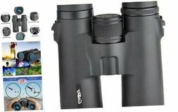Gosky 8x42 Binoculars for Adults, Compact HD Professional Bi