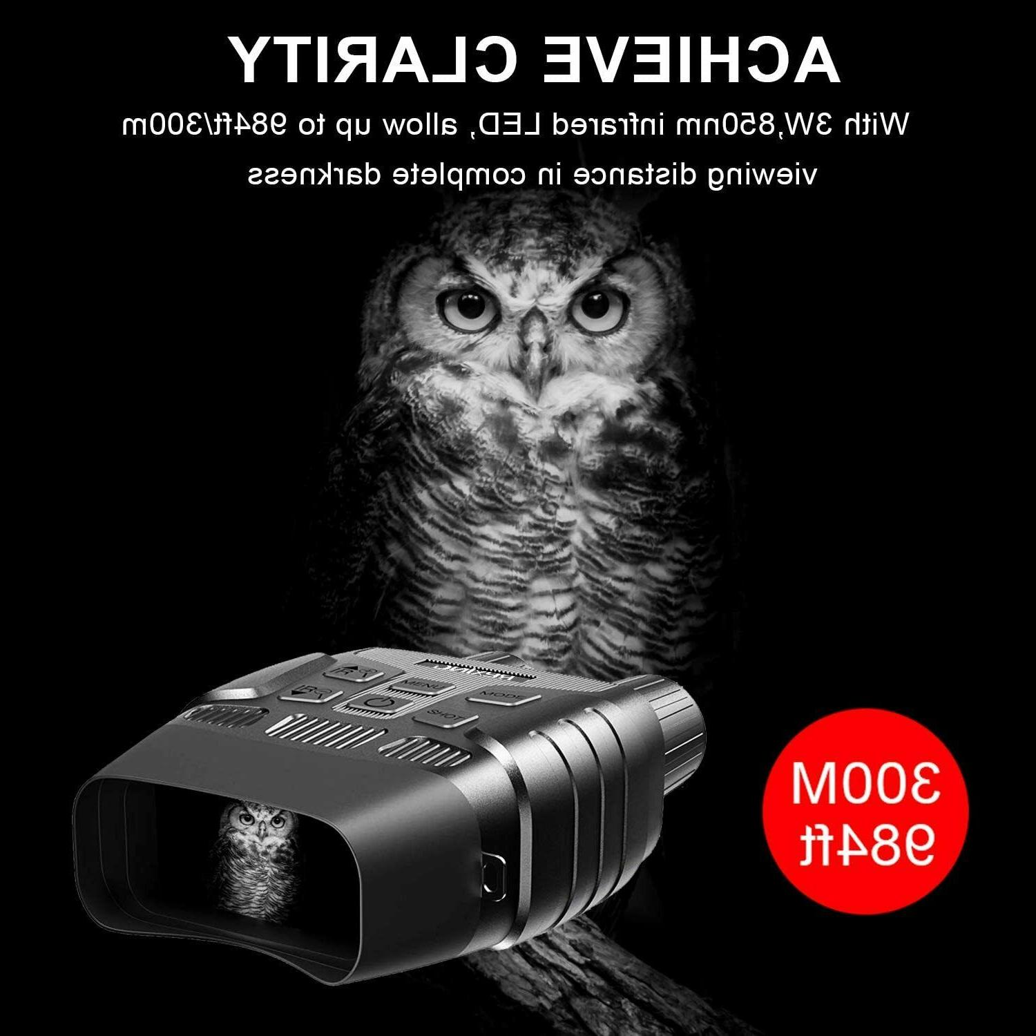 Rexing B1 Infrared Vision Screen, Recording