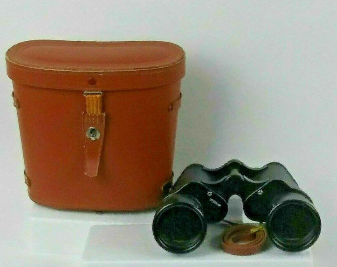 Selsi Binoculars Comes With Original Leather Case