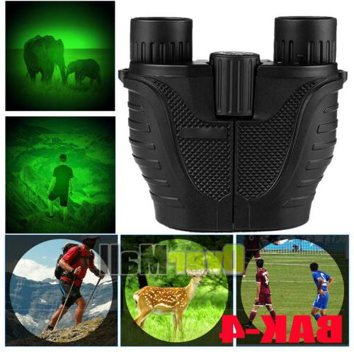 Binoculars for 10x25 BAK4 for Bird