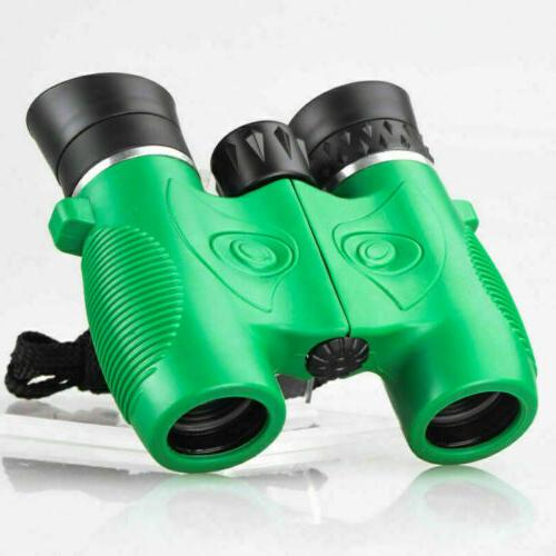 kids 8x21 children toy binoculars telescope camping