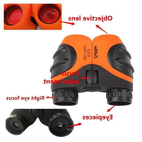 Luwint 8 Watching, Watching or Scenery, Compact and Stabilized, Gifts for