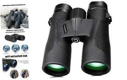 SkyGenius 10x42 Binoculars for Bird Watching, Antifog Waterp